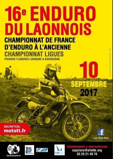 Photo enduro Laon